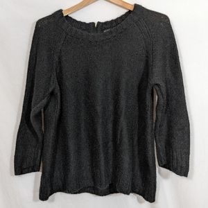 H&M Mohair Blend Pullover Sweater